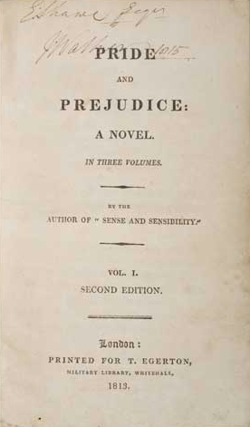 second edition jane austen