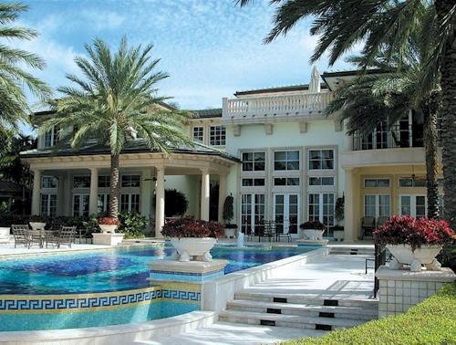 $15.5 Million Mediterranean Mansion in Fort Lauderdale, Florida