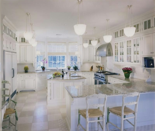 Kitchen — $16.9 Million Greenwich, Connecticut Mansion