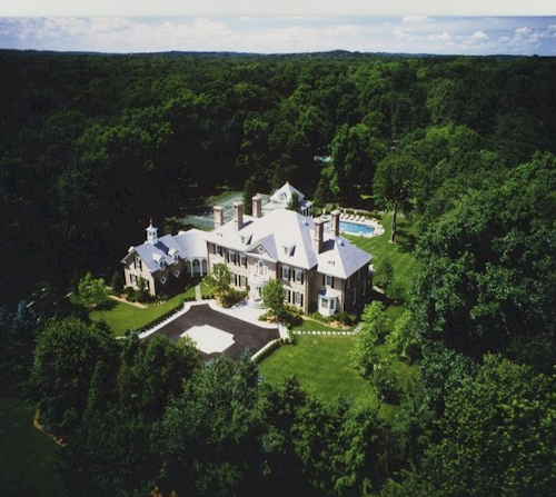 $16.9 Million Greenwich, Connecticut Mansion