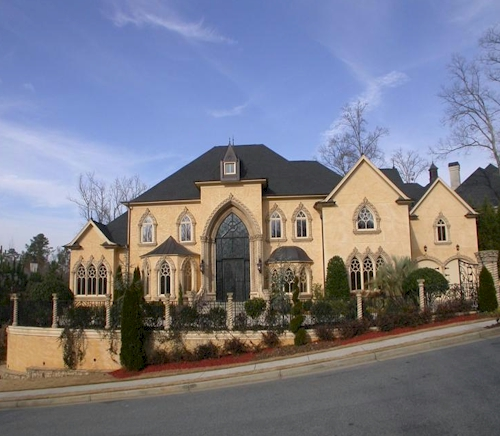 Grand Estate in St. Marlo Country Club