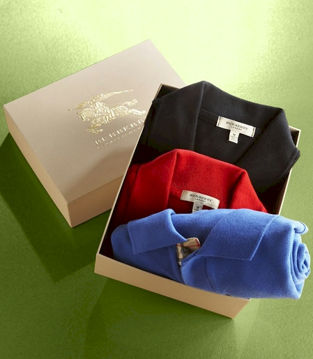 Burberry London Polo Gift Set