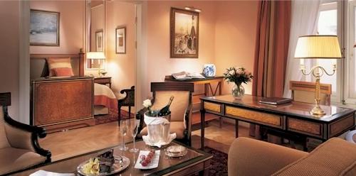 Grand Hotel Europe in St. Petersburg, Russia
