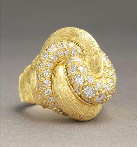 Henry Dunay Sabi Diamond Ring