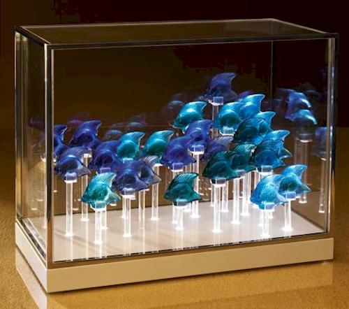 Lalique Aquarium