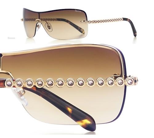 Tiffany Jazz Shield Sunglasses