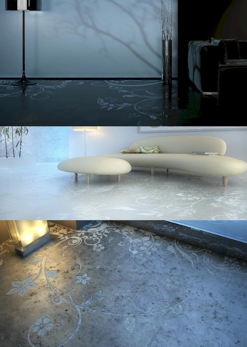 Concrete Art by Transparent House