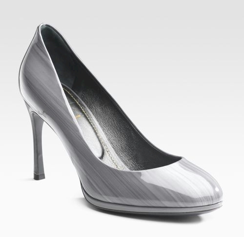 Yves Saint Laurent Nicole Patent Pumps