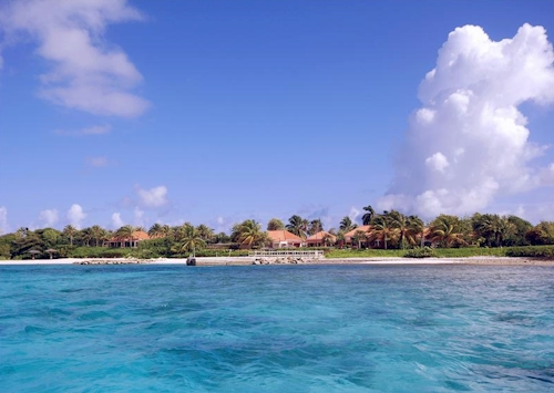 $45 Million 'Flint House' on Jumby Bay Private Island