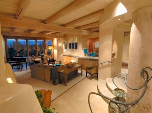 More living area.