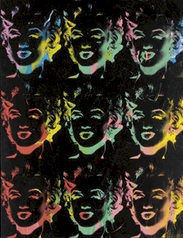 Christie's To Auction Off Andy Warhol's Nine Multicoloured Marilyns