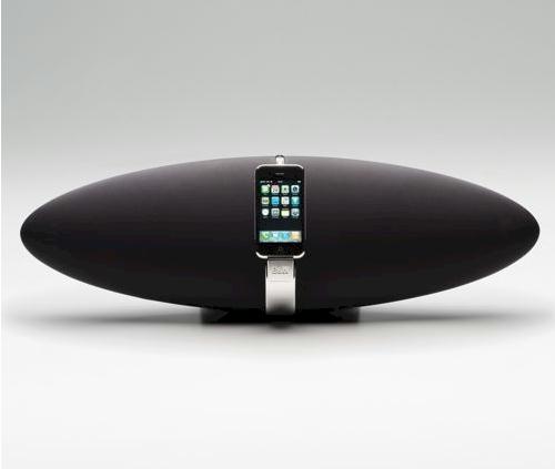 Bowers & Wilkins Zeppelin iPod Speaker
