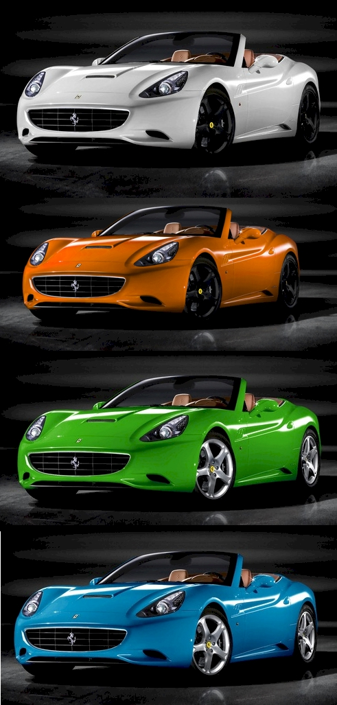 Ferrari California GT Convertible
