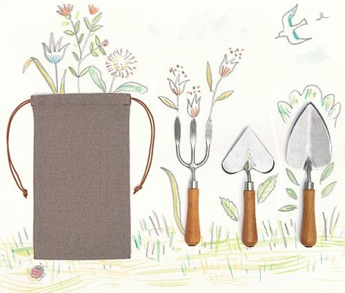Hermes Gardening Tools