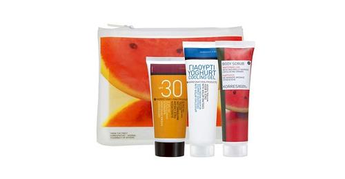 Korres Summer Essentials Kit