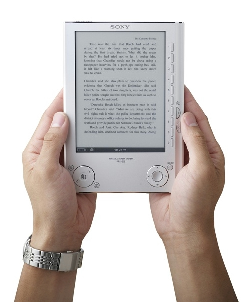 Reader Digital Book by Sony