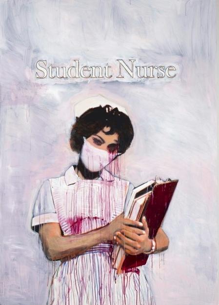 Richard Prince Student Nurse