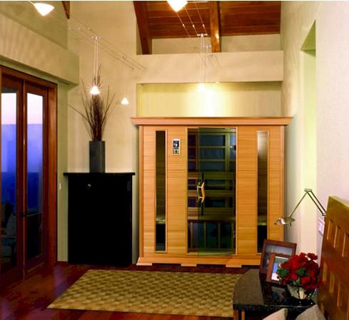 Luxury Saunas by Sunlight Saunas