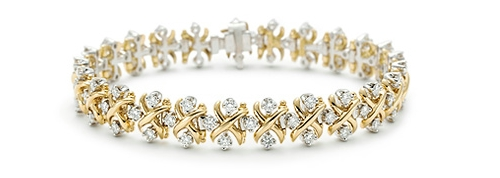 Tiffany & Co. Jean Schlumberger Lynn bracelet