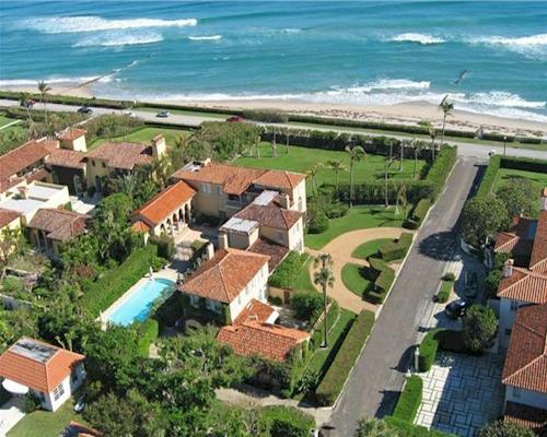 $20 Million Qui-Si-Sana in Palm Beach, Florida