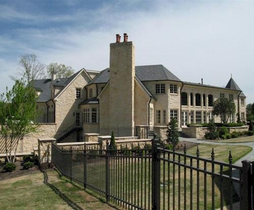 $9.2 Million French Provincial Estate in Dalton Georgia