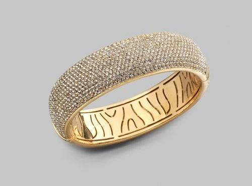 Adriana Orsini Crystal Micropave Bracelet