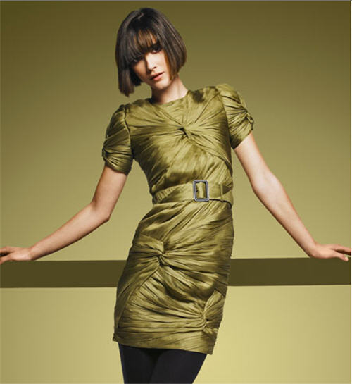 Burberry Organza Dress