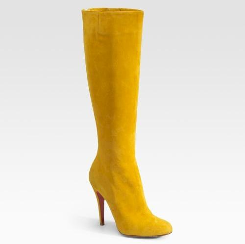 Christian Louboutin Babel High Boots