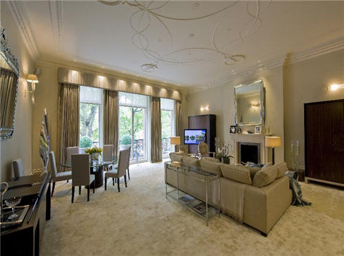 Luxury Apartment In London, United Kingdom