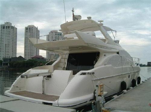 Luxury Yacht Stolen From Orange Beach Dock