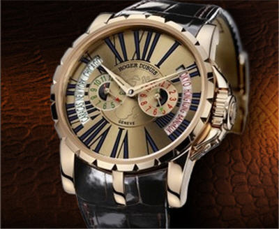 Roger Dubuis Excalibur Triple Time Zone Watch