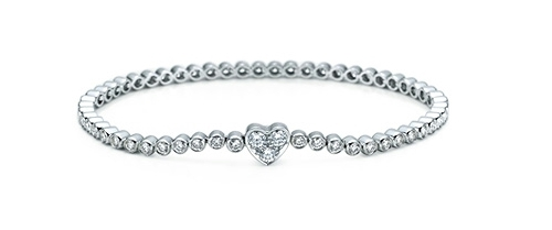 Tiffany Hearts Bracelet