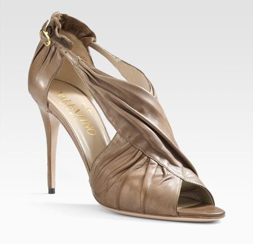 Valentino Open-Toe Sandals