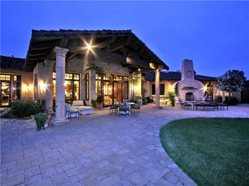 $11.9 Million One of a Kind 4 Acre Estate in Rancho Santa Fe, California