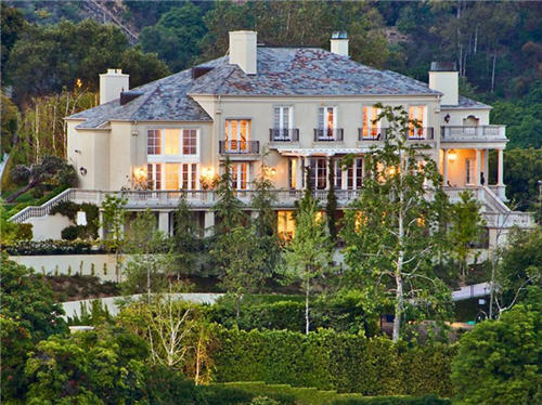 $24 Million Chalon Road Mansion in Los Angeles, California