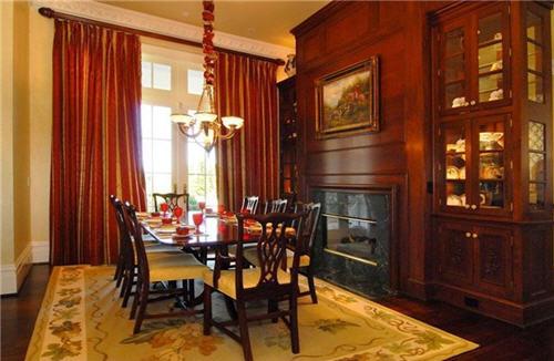 Formal Breakfast Room
