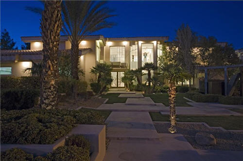 $3.7 Million Contemporary Home in Las Vegas, Nevada