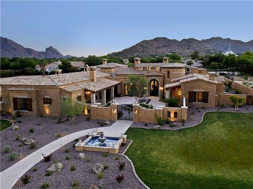 $5.9 Million Home in Paradise Valley, Arizona