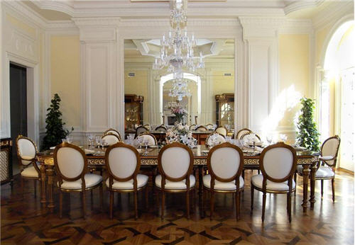 Banquet Size Dining Room