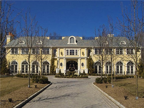 $8.9 Million Palatial Manor in Saddle River, New Jersey