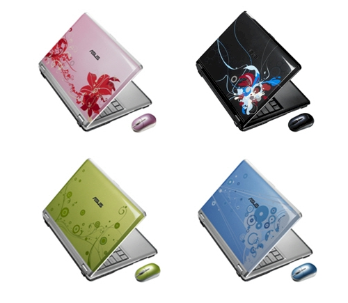 Asus Scented Laptops