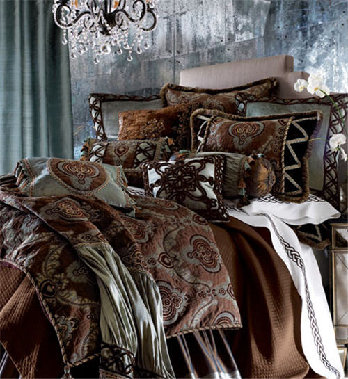 Dian Austin Couture Home Brompton Court Linens