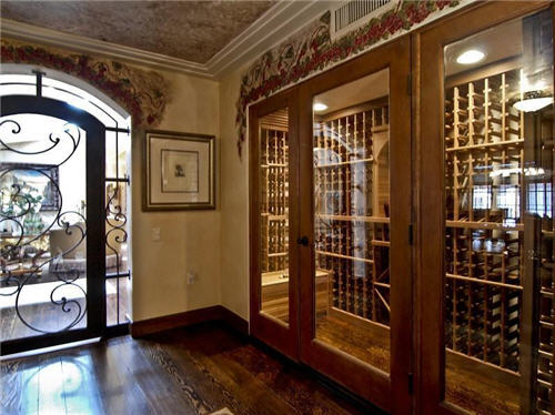 Chilled Wine Room