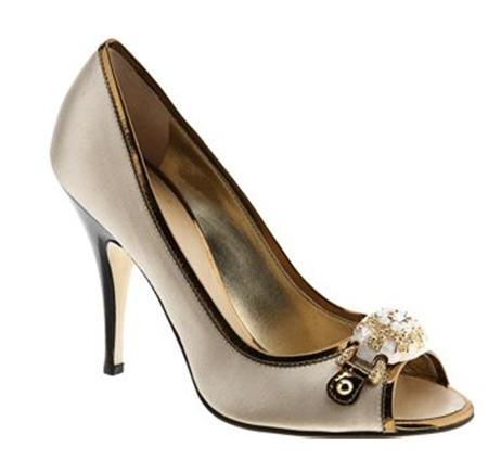 Giuseppe Zanotti Cabochon Jewel Pump :  chic designer sexy heels