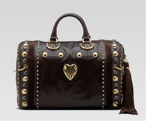 Gucci Babouska Boston Shoulder Bag