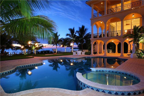 Estate of the day indian style beach house in sarasota for Create your dream house