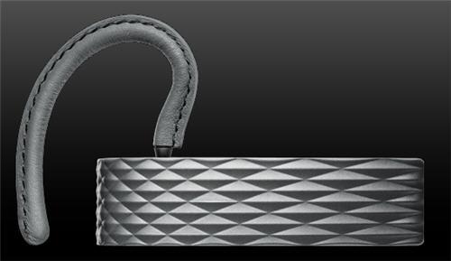 Jawbone in silver.