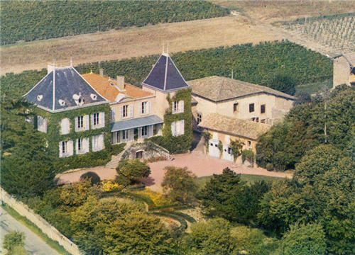Luxury House on Five Acres in Burgundy, France