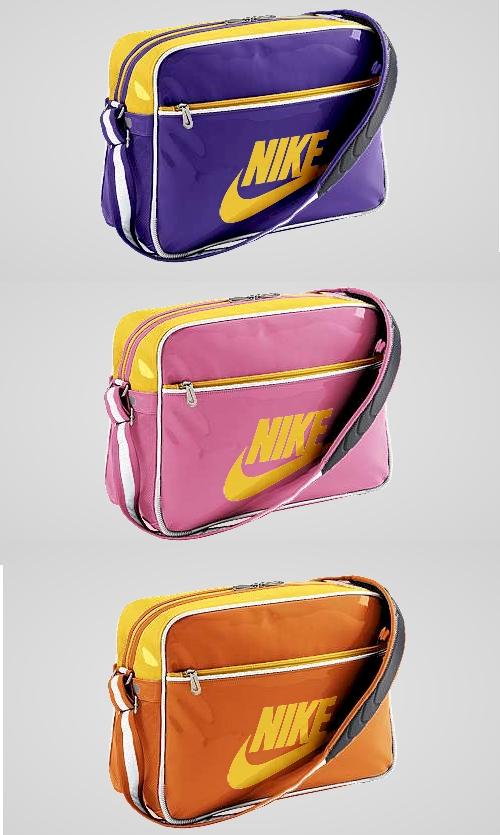 Nike Patent iD Shoulder Bag