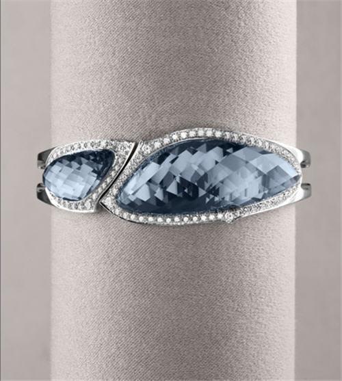 Stephen Webster Romantic Crystal Haze Cuff